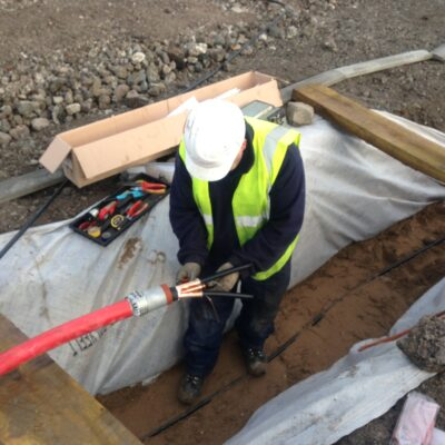 Cable Installation & Cable Jointing